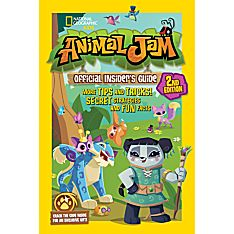 Animal Jam Official Insider's Guide, 2nd Edition