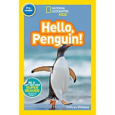 National Geographic Readers: Hello, Penguin!