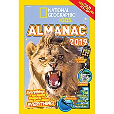 National Geographic Kids Almanac 2019 - Softcover