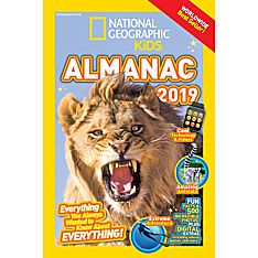 National Geographic Kids Almanac 2019 - International Edition