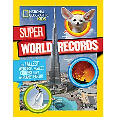 National Geographic Kids Super World Records