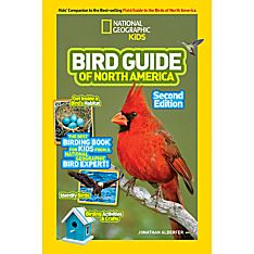 National Geographic Kids Bird Guide of North America, 2nd Edition