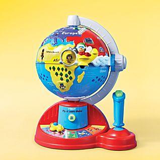 globe toy