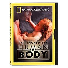 Incredible Human Body DVD