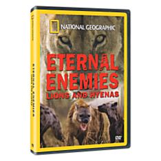 Eternal Enemies: Lions & Hyenas DVD