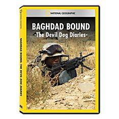 Baghdad Bound: Devil Dog Diaries DVD Exclusive