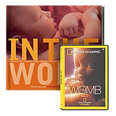 In the Womb Book and DVD Set