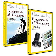 Fundamentals of Photography Courses on DVD Vol. 1 & 2 Set