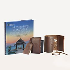 Most Romantic Destinations Gift Set