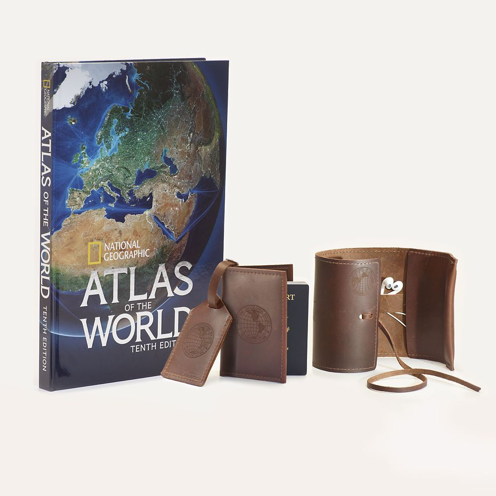 Atlas Gift Set