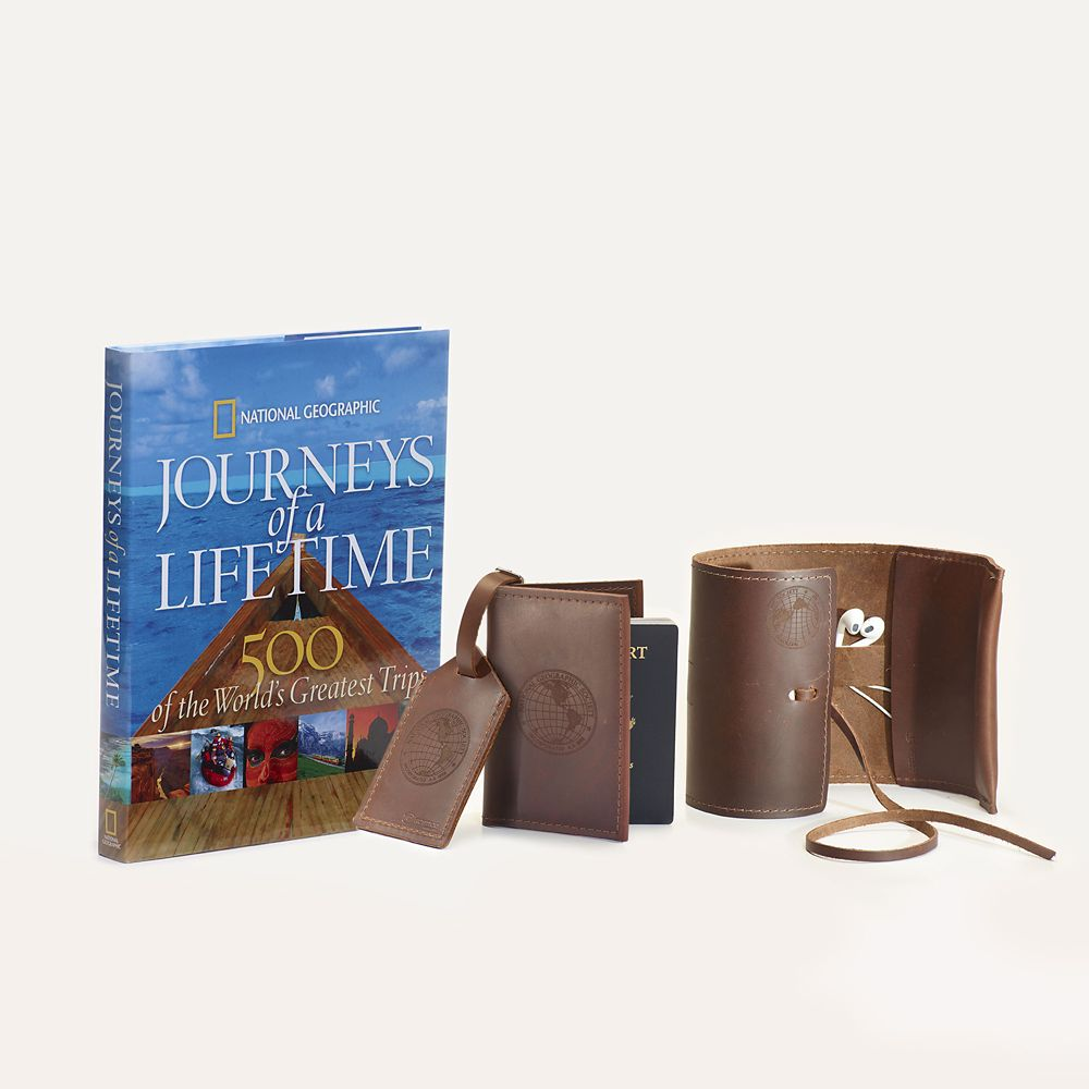 Journeys of a Lifetime Gift Set