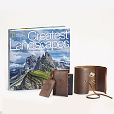 Greatest Landscapes Gift Set