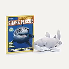 Shark Rescue Gift Set