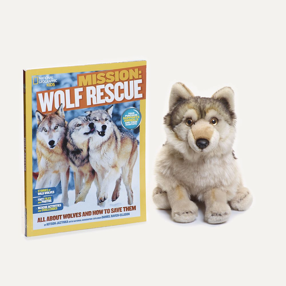 Wolf Rescue Gift Set