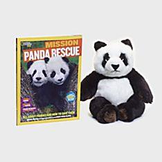 Panda Rescue Gift Set