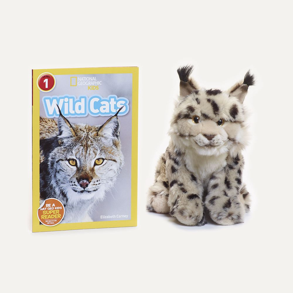 Wild Cats Rescue Gift Set