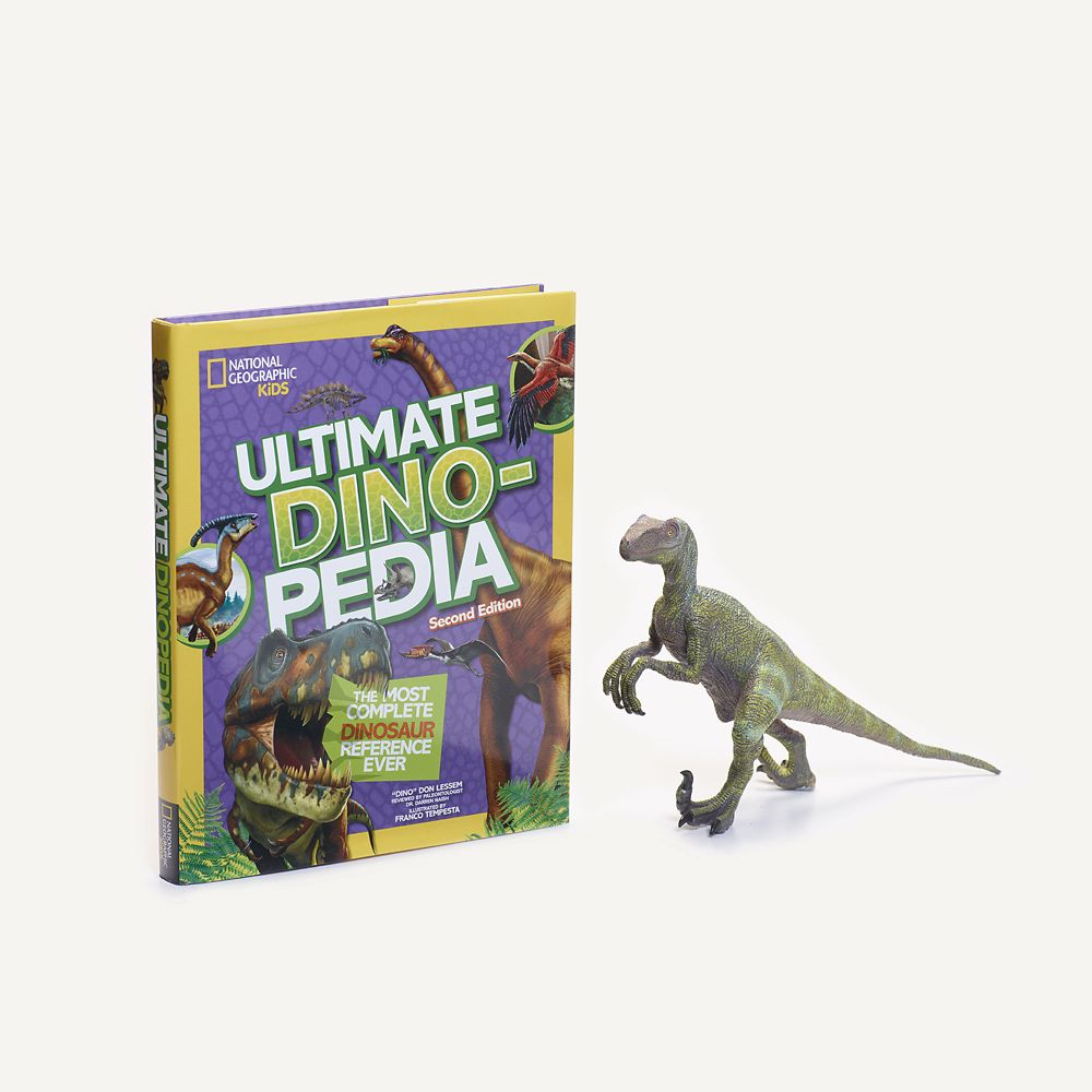 Ultimate Dinopedia Gift Set