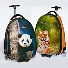 National Geographic Kids Hard-side Luggage