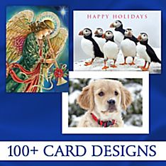 National Geographic Holiday Cards