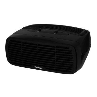 Holmes® Desktop HEPA-Type Air Purifier with Optional Ionizer Small Air Purifier (HAP242B-U)