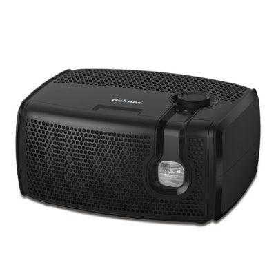 Holmes® aer1 Desktop HEPA Air Purifier with Visipure Filter Viewing Window - Small Air Purifier - Air Cleaner Purifier (HAP9241B-TU)