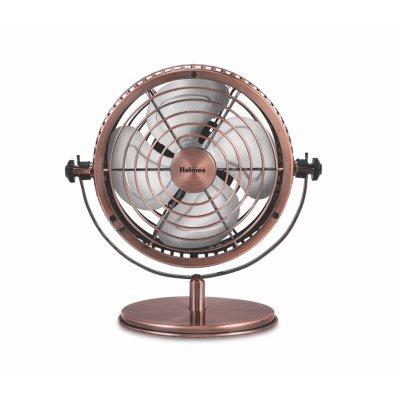 Holmes® 6''  Heritage Desk Fan (HNF0410A-BM)