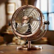 Holmes® 6''  Heritage Desk Fan (HNF0410A-BM) image number 3