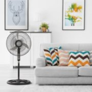 Holmes® 18'' Stand Fan with Remote Control (HSF1810AR-BTU-2) image number 0