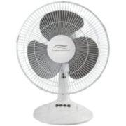 Lakewood® 12'' Table Fan (LDF1210B-WM) image number 0