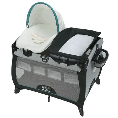 Photo of Pack 'n Play® Quick Connect™ Portable Napper Playard by Newell Brands – Baby & Writing