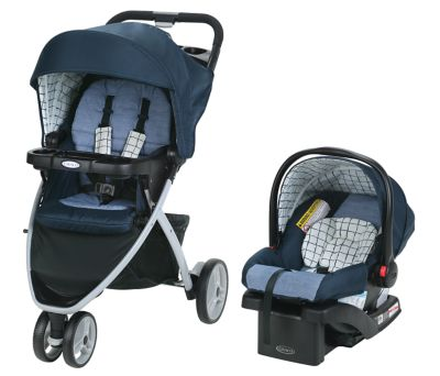 Photo of Pace™ Travel System by Newell Brands – Baby & Writing