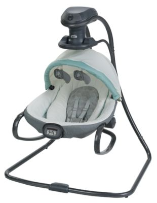 Graco Duet Soothe Swing and Rocker