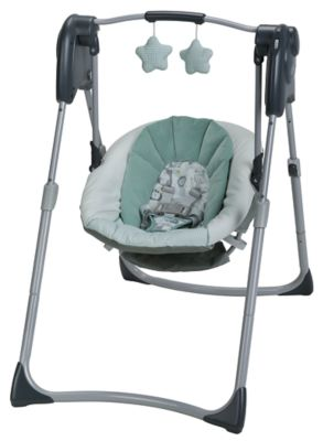 927fc4597 Slim Spaces® Compact Swing | gracobaby.com