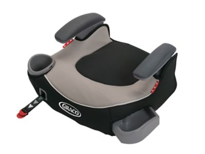 photo of Graco AFFIX™ Backless Booster Seat with Latch System - Purple/Black by Newell Brands – Baby & Writing