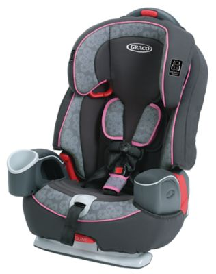 photo of Graco Nautilus® 65 3-in-1 Harness Booster Car Seat - Pink/gray by Newell Brands – Baby & Writing
