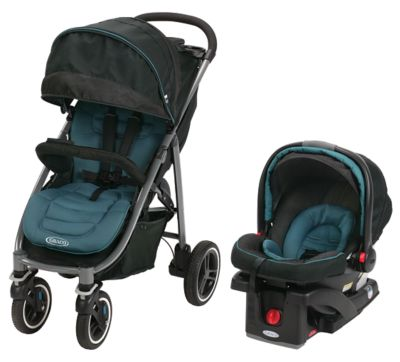 Graco Views Stroller Travel System Frankie