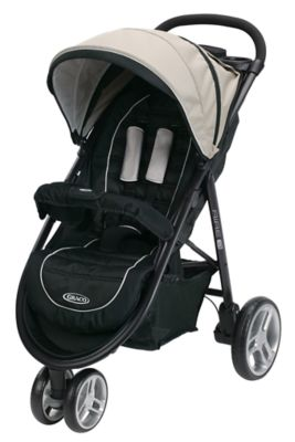 photo of Graco Aire3™ Stroller - Purple/Black by Newell Brands – Baby & Writing