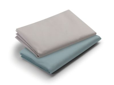 photo of Graco Pack 'n Play® Playard Waterproof Sheets, 2 Pack - Teal/Gray by Newell Brands – Baby & Writing
