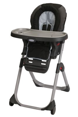photo of Graco DuoDiner™ LX Highchair - Gray/Black/Charcoal by Newell Brands – Baby & Writing