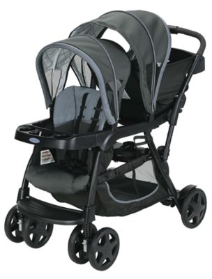 Graco Stroller Ready 2 Grow Front Wheel Tire replacement Model 1877354 //2014