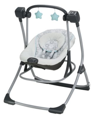86318ed65dc4 Cozy Duet® Swing + Rocker