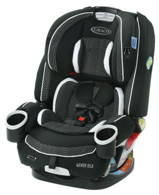 photo of Graco 4Ever® DLX 4-in-1 Car Seat - Black/White by Newell Brands – Baby & Writing