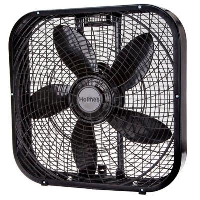 Holmes® 20'' Box Fan (HBF2002A-BTU-2)