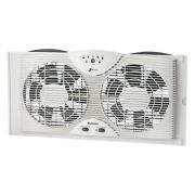 Holmes®  Electronically Reversible Twin Window Fan (HAWF2043-N) image number 0