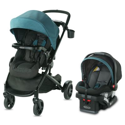 photo of Graco Modes2Grow™ Travel System - Marina by Newell Brands – Baby & Writing