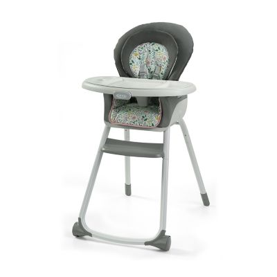 photo of Graco Made2Grow 6-in-1 Highchair - Pink/White/Gray by Newell Brands – Baby & Writing