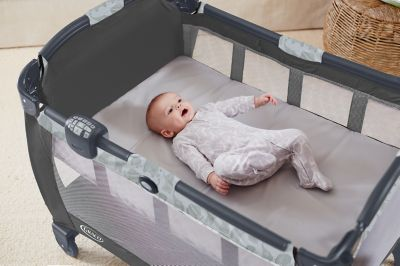 Graco pack play bassinet instructions.