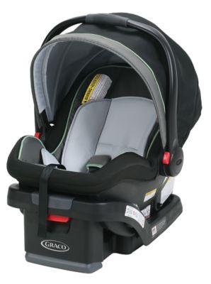 ... Infant Car Seat. Zoom In  sc 1 st  Graco & SnugRide® SnugLock® 35 Infant Car Seat | gracobaby.com