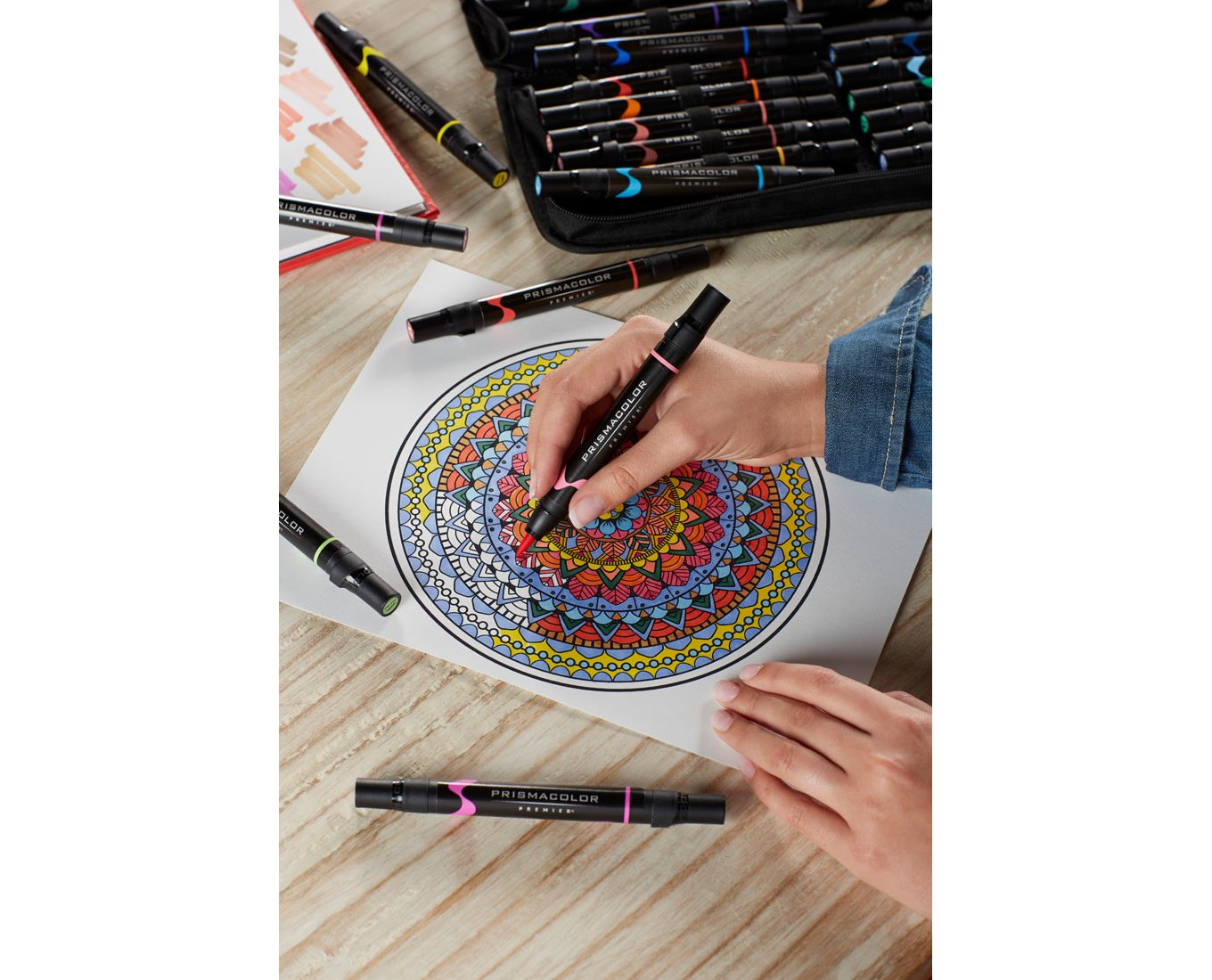 Quick Tips For Using Prismacolor Art Markers | Prismacolor
