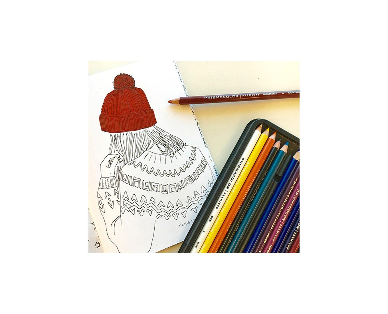 Coloring With Premier® Colored Pencils | Prismacolor